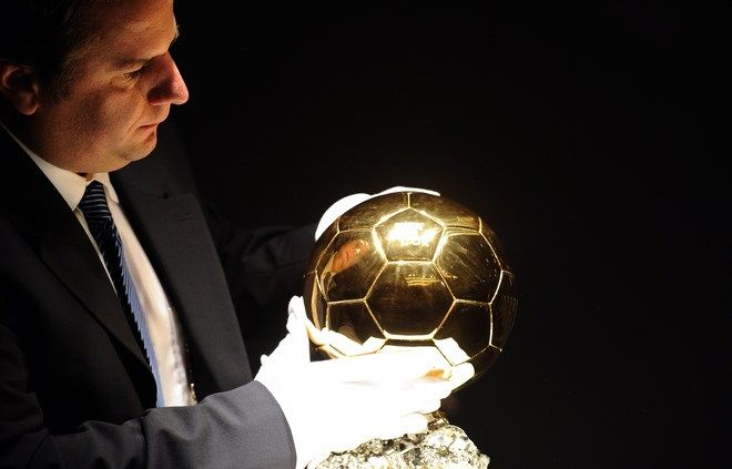 [Aporte] Conferencia de prensa Balon de Oro 2011 / HD Photos