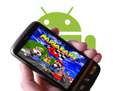 [Aporte]Emulador Snes-Gba-Mame-Psx-n64[Android]